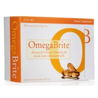 Omegabrite gelcaps - Omega-3 fish oil