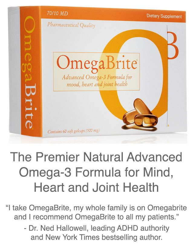 Pure Omega-3 Fish Oil supplements